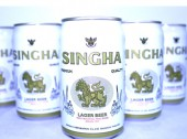 CANNED BEER SINGHA 330mlx1