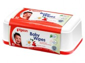 PIGEON-Baby-Wipe 82pcs(BOX)