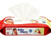 PIGEON-Baby-Wipe 82x2