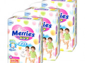Merries-PANTS-XL38x3pcs